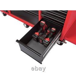 11Drawer 1Door Workbench Slide Pegboard Back Angle Iron Reinforced Frame Storage
