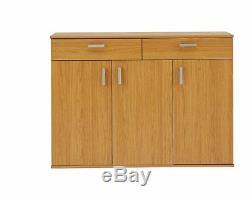Argos Home Venetia Large 3 Door 2 Drawer Shoe Cabinet