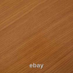 Large 3 Doors 2 Drawers Oak Wood Sideboard Furniture Storage Cupboard Cabinet