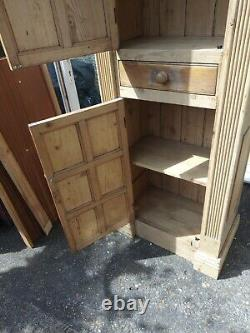 Large Cupboard Two Doors One Drawer