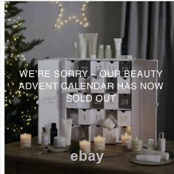 New Home decor The White Company Beauty Advent Calendar Christmas XMAS 2020