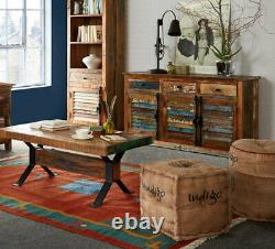 Shoreline Reclaimed Wood Pre-Assembled Living, Dining and Occasional Furniture