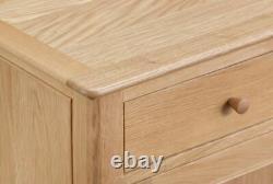 Tetbury Oak 3 Door 2 Drawer Large Sideboard